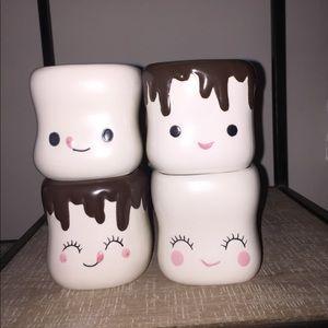 Other - Marshmallow mugs